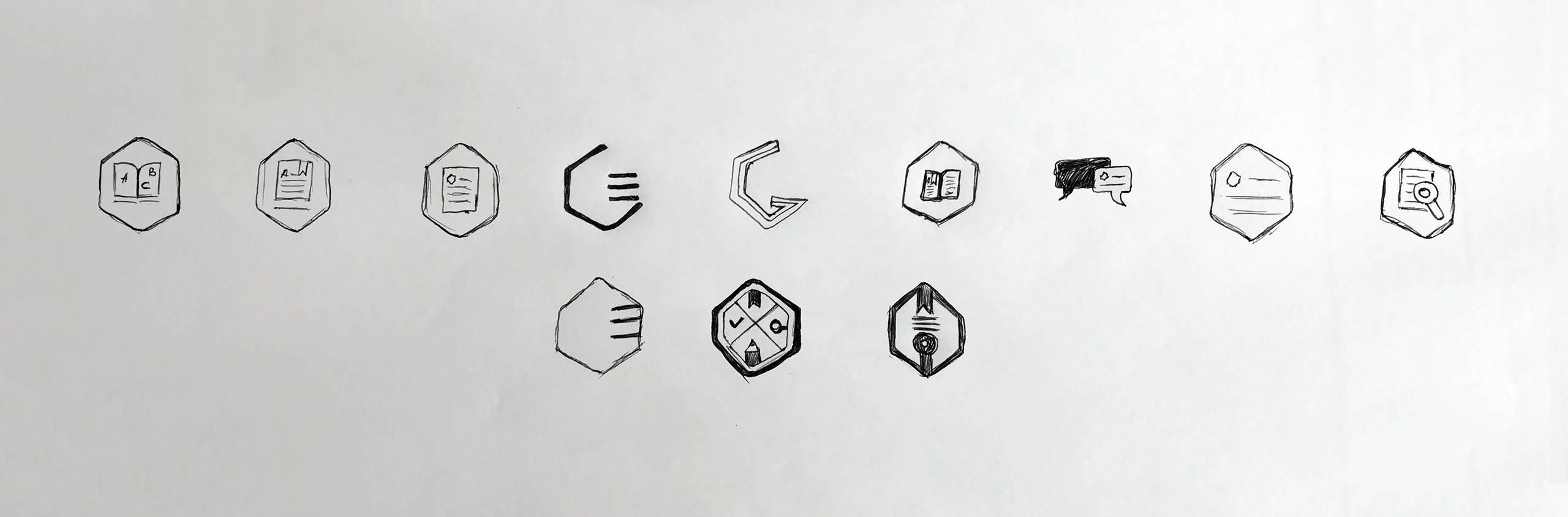 conversion-glossary-logo-sketches