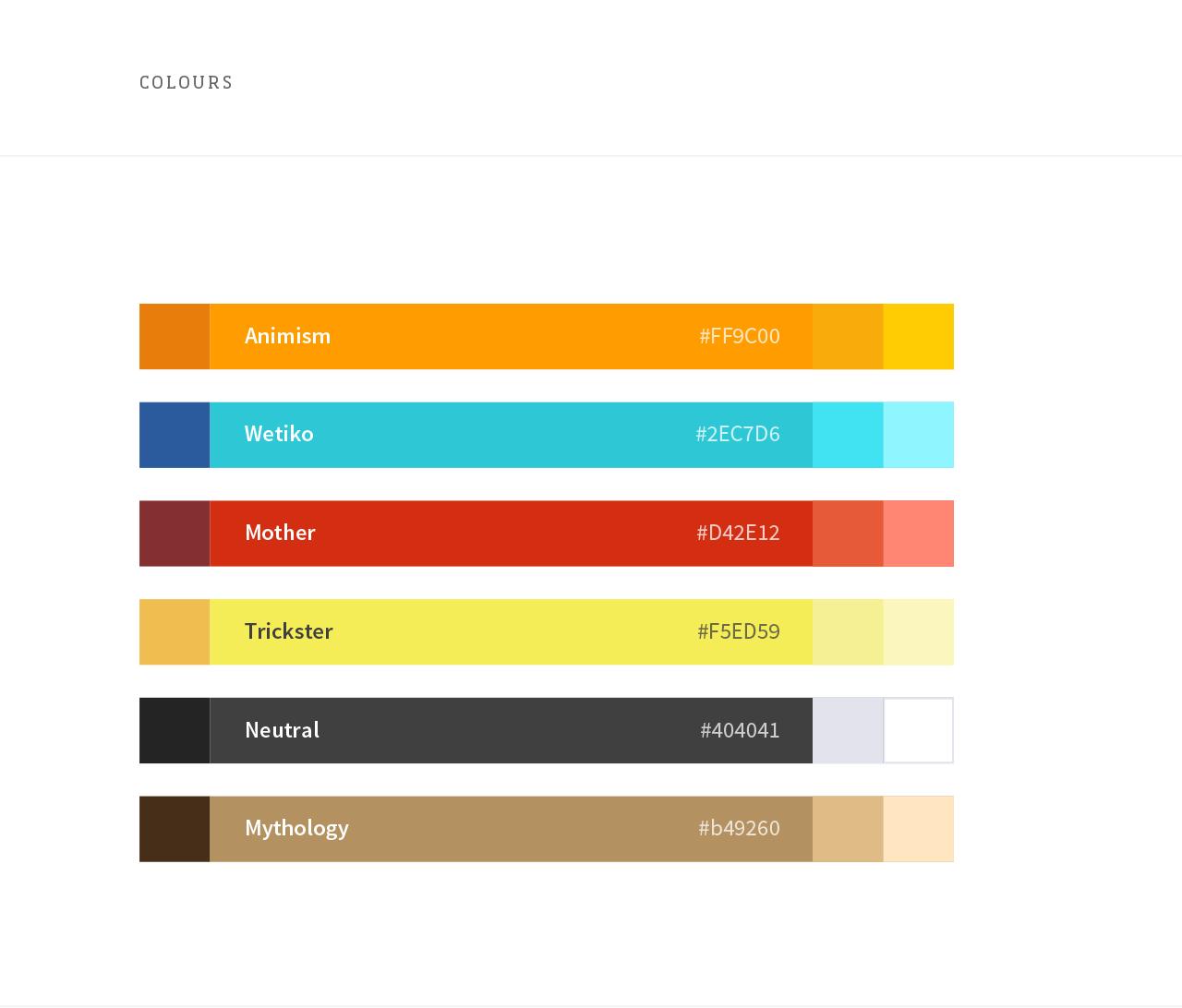 animism-colours