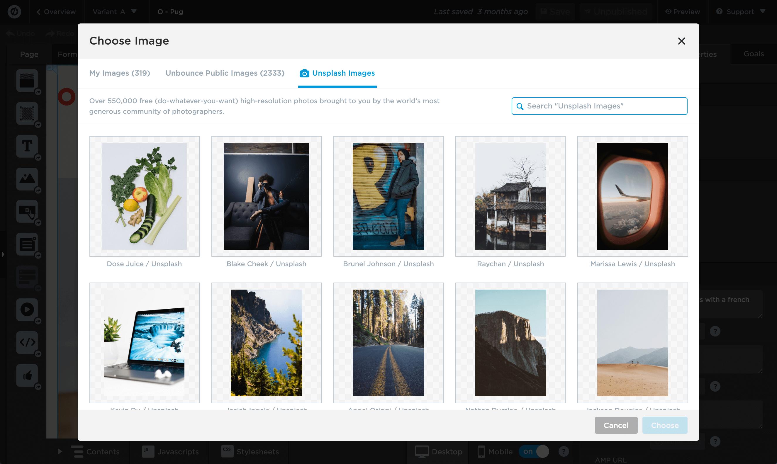 unbounce-unsplash-images